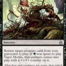 Playset Vigor Mortis Ravnica Magic The Gathering