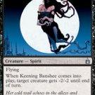 Playset Keening Banshee Ravnica Magic The Gathering