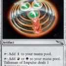 Playset Talisman of Impulse Mirrodin Magic The Gathering