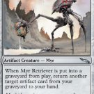 Playset Myr Retriever Mirrodin Magic The Gathering