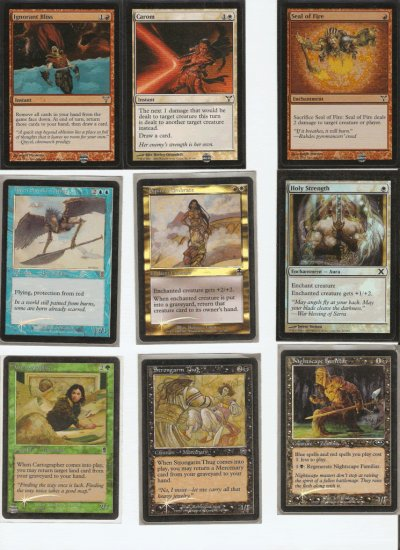 Random 5 Foil Cards