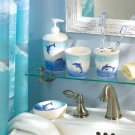 DOLPHIN 6 PC BATHROOM SET