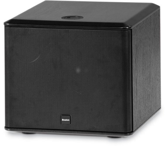 "Rs 23000 Boston Acoustics XB4 10"" 400 Watts Powered Subwoofer"
