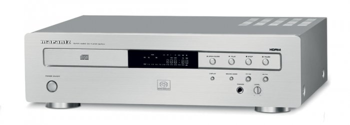 Rs 38055 Awarded Marantz SA7001 SACD Player