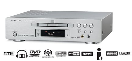 Rs 140000 Awarded Marantz DV9600 UNIVERSAL DVD PLAYER