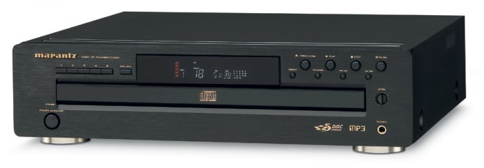 Rs 19000 Marantz CC4001 Five Disc CD Changer CD Player