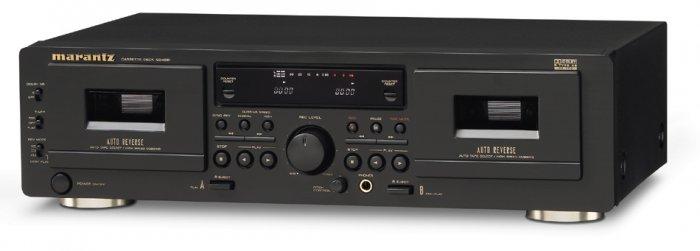 Rs 19000 Marantz SD4051 Dual Cassette Player