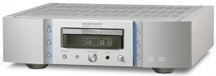 Rs 100000 Marantz SA-15S1 Premium Series Reference SACD CD Player