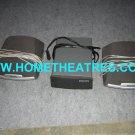 Rs 500 Philips 400+400 Watts PMPO Satellite Speakers