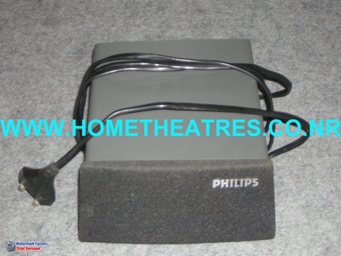 Rs 1700 Philips 25+25 Watts RMS 400 Watts PMPO Surround Stereo Amplifier