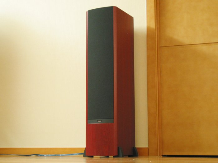 "Rs 35100 Boston Acoustics VR1 150 Watts Dual 6-1/2"" Reference Tower Speakers w/ 93 dB Sensitivity"