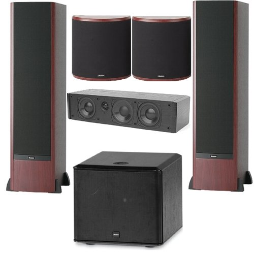 Rs 111500 Boston Acoustics VR3 VRC VRX Premium 5 Speaker Package