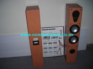 Rs 15300 Marantz LS6000F 150 Watts 3 Way 4 Speaker Tower Speakers