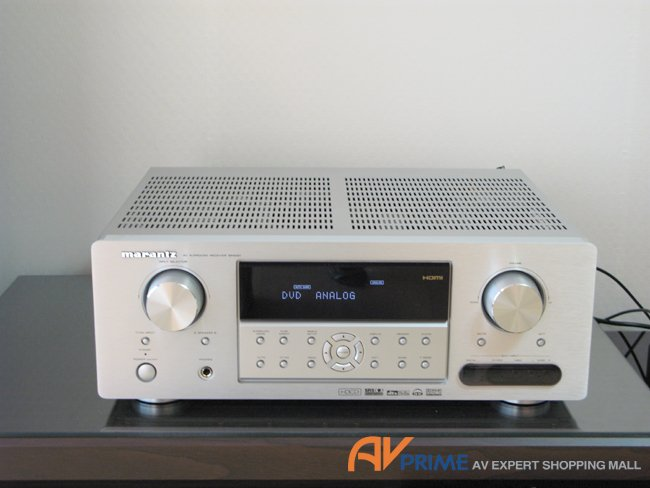 Rs 29200 Best AMP/AV Receiver Year 2007 Marantz SR4001 HDMI 80 RMS X7 7.1 AV Receiver