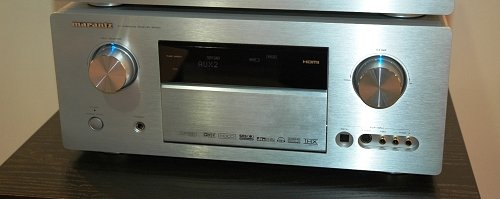 Rs 45000 Used Demo Marantz SR7001 THX 7.1 PCM for HD Audio from Blu-ray 100 RMS X 7 7.1 AV Receiver