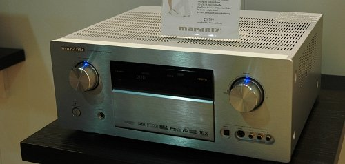 Rs 93500 Best Home Cinema Receiver 2007 Marantz SR8001 THX 125 RMS x 7 7.1 AV Receiver