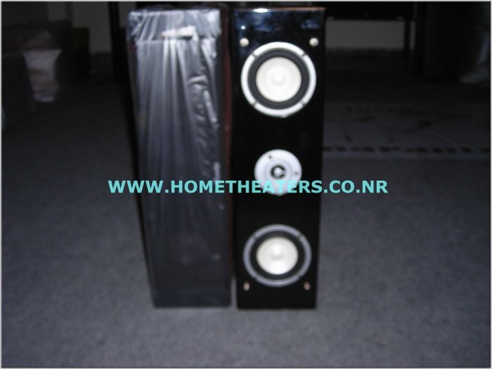 Rs 6500 A Pair of Esota Black Center Speakers(LCR) (Clearance Sale)