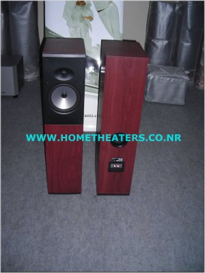 "Rs 20700 Boston Acoustics  CR97 2 Way 125 Watts  7"" Tower Speakers"
