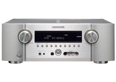 Rs 36550 Marantz SR4003 7.1 PCM decoding for HD Audio from Blu-ray Disc� HDCD MRAC 7.1 AV Receiver