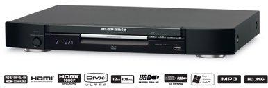Rs 16200 Marantz DV4003 1080P Upscaling USB Port HDMI SCART DVD Player