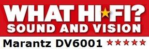 Rs 25900 Marantz DV6001 1080P DVD-A SACD 216 MHz Video DAC RS-232 HDMI Universal DVD Player