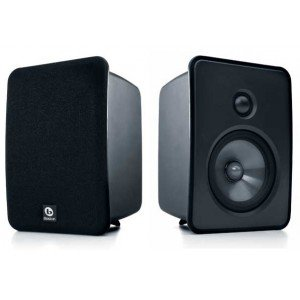Rs 9350 Boston Acoustics HS40 100 RMS8 Ohm RBBD 1 Tweeter 45 DCD Woofer Bookshelf Speakers