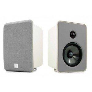 "Rs 18700 Boston Acoustics HS60 150 RMS@8 Ohm RBBD 1"" Tweeter 6.5"" DCD Woofer Bookshelf Speakers"