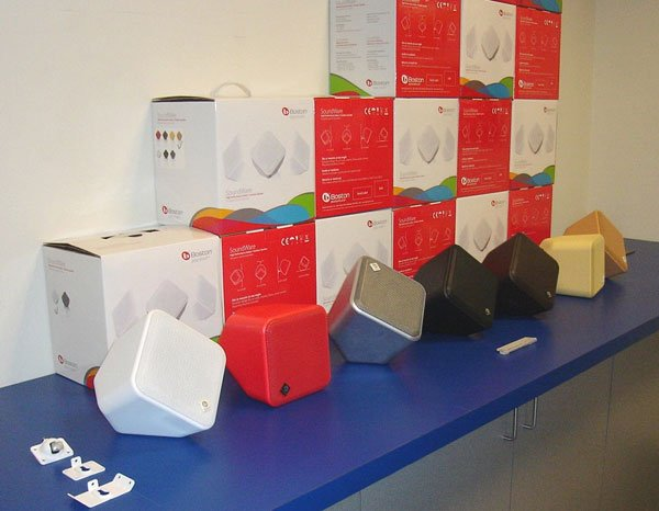 Rs 12000/pair Boston Acoustics Soundware 100 RMS@8 Ohm Indoor/Outdoor Satellite Bookshelf Speakers