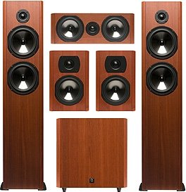 "Rs 61200 Boston Acoustics Classic CS226 CS225C CS23 with PV350 8"" Subwoofer 5.1 Speakers"