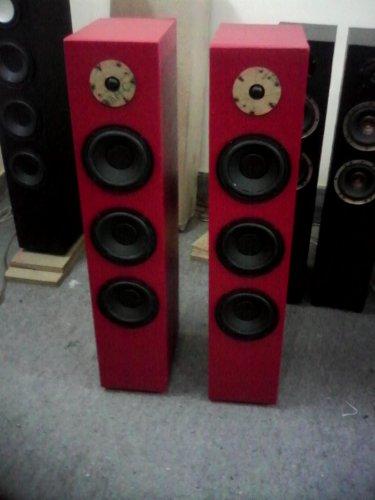 """Rs 15000 1"""" Tweeter 6"""" Woofer x 3 230 Watts RMS Floorstanding Tower Speaker"""