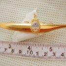 Argentina Navy Submarine Badge Insignia Pin Pins GoldFilled