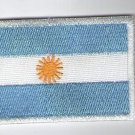 Argentina Army  National Flag Patch 3