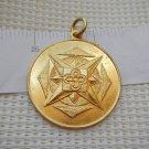 Argentina Gendarmeria Border Police Courage Award Medal Decoration VINTAGE
