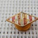 VINTAGE Bolivia Soccer Team Club Petrolero Lapel Pin OLD