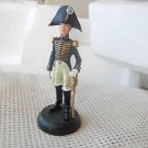 Vintager Lead Toy Soldier French  Officer Napoleonic War Napoleon