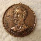 El Nacional Newspaper Acevedo Diaz Hommage 1896 Medal