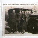 Vintage Old Car ROLLS ROYCE Real Photo ORIGINAL