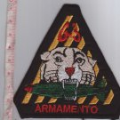 Chile Chilean Air Force Armament Tiger Patch Patches