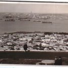 Uruguay Montevideo Air View Postcard VINTAGE