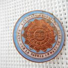 Argentine Army Hat Cockade Badge Badges Vintage #2