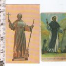 Argentina St Martin of Porres Holy Card LOT OF 3 Cards