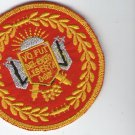 Argentina Army Andes Campaign  Historical Regiments Patch