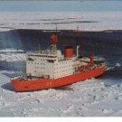 Argentina Navy Irizar Icebreaker Ship Photo Postcard