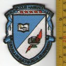 Argentina Air Force Defense Electronics Academy  Patch