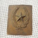 Argentina Army  Historical Regiments Plate Badge ANTIQUE -