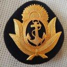 Argentina Navy Armada Visor Hat Badge NEW