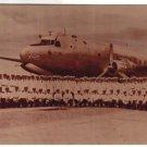 Argentina Douglass DC4 Pinta & Soldiers Aircraft Photo