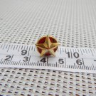 PARAGUAY Patriotic  ARMY REGIMENT  Star BADGE  Pin OLD