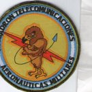 Argentina Air Force Military Communications Squadron  Patch