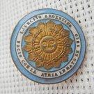 VINTAGE Argentina Army Cockade Badge